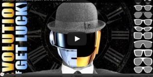 Comment serait Get lucky de Daft Punk si il avait été fait en 1940 ?