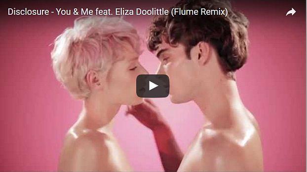 Disclosure - You & Me feat. Eliza Doolittle (Flume Remix)
