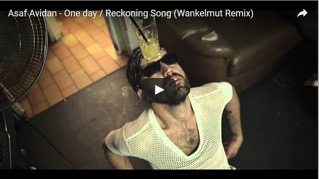 Asaf Avidan - One day / Reckoning Song (Wankelmut Remix)
